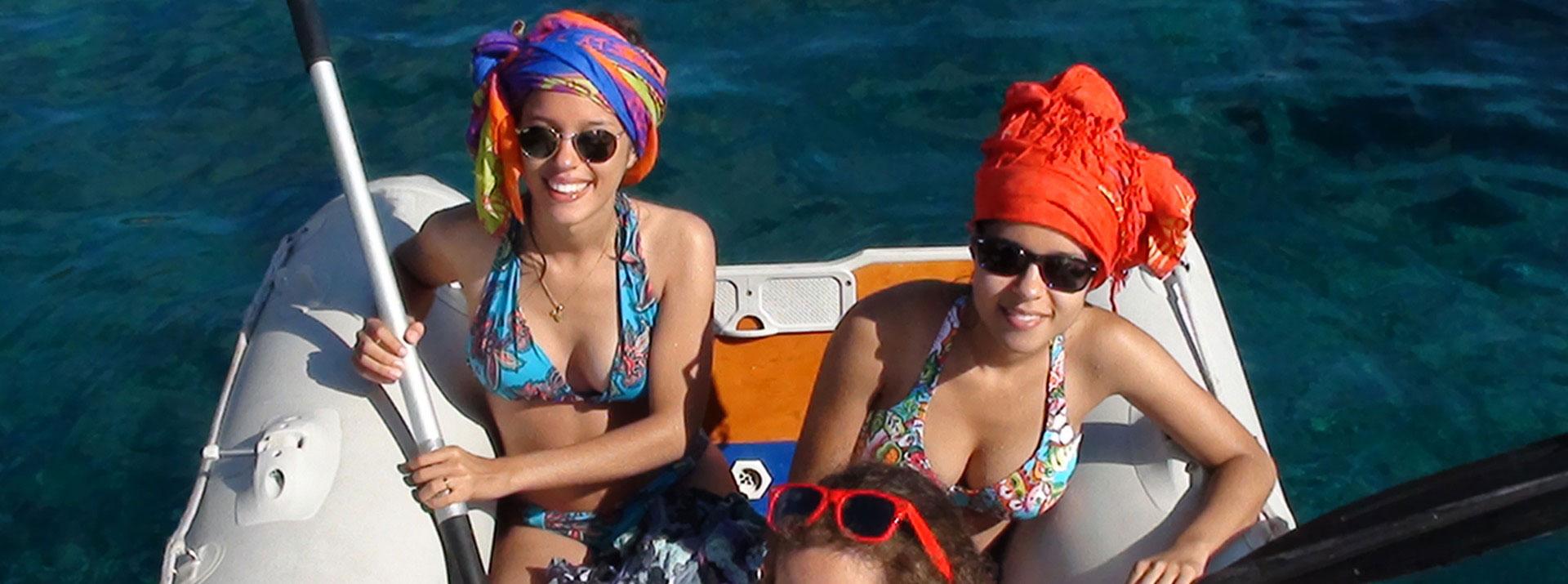 Croisiere en Corse en famille, sur un voilier avec skipper !