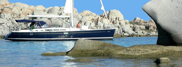 croisiere en voilier organisée par Sud Yachting