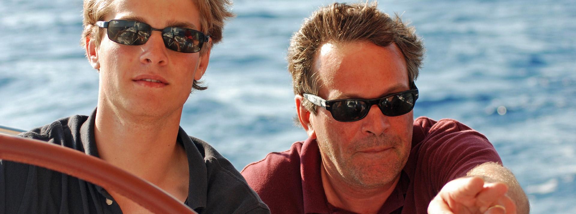 se former à la navigation d'un voilier ave Sud Yachting
