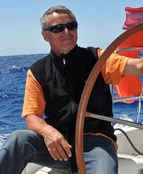 François, votre skipper