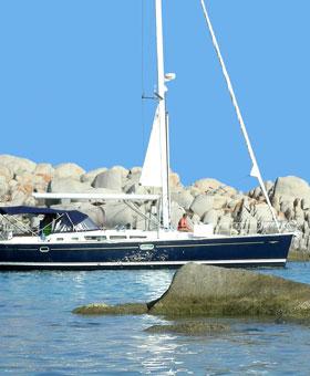 Les voiliers de location Sud Yachting